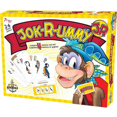 Jeu Jok-R-Ummy Junior