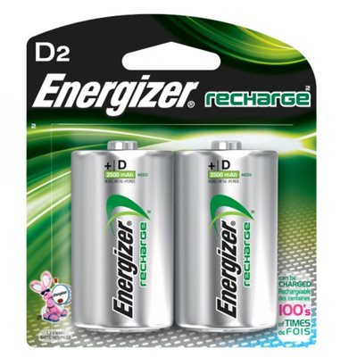 Piles rechargeables Recharge®