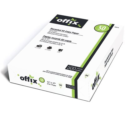 Papier recyclé Offix® 50