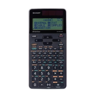 Calculatrice scientifique EL-W516XG WriteView
