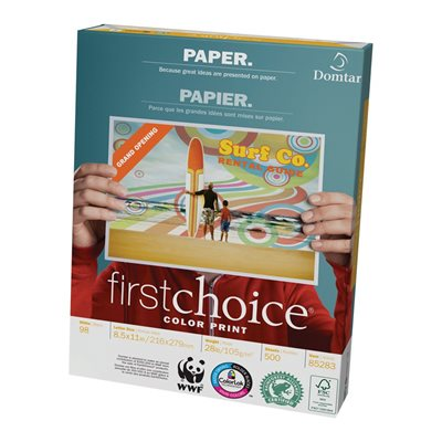 Papier First Choice® ColorPrint®